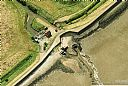 Transitions in flood defence structures - River Humber, UK