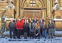 FloodProBE team - kick off meeting at Keble College, Oxford, Jan 2010